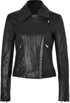 Theyskens' Theory Theyskens Theory Black Leather Javda Jacket