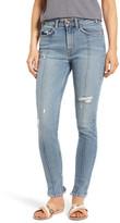 Levi's 721 High Waist Skinny Jeans (Blue Chaos)