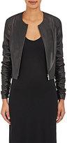 The Row Women's Razna Leather Jacket