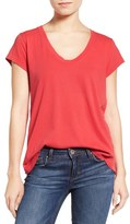 Zadig & Voltaire Women's Overdye Scoop Neck Tee