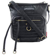 UNIONBAY Union Bay Quilted Front Zip Crossbody Bag