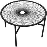 Moroso Banjooli Dining Table - White/Black