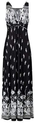 Dorothy Perkins Womens *Izabel London Multi Colour Tribal Print Maxi Dress