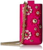 Juicy Couture Bel Air Bijoux Leather Phone Crossbody