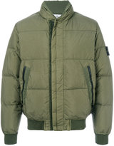 Stone Island padded jacket - men - Feather Down/Polyamide/Polyurethane Resin - S
