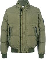 Stone Island padded jacket - men - Polyamide/Polyurethane Resin/Feather Down - S