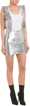 IRO Sequined Mini Skirt