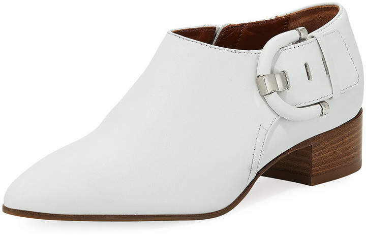 Aquatalia Ferry Short Ankle Bootie