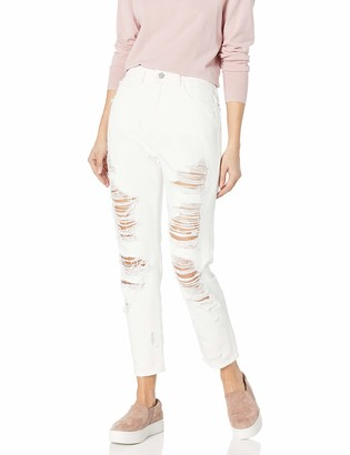 DL1961 Women's Susie-High Rise Tapered Jeans
