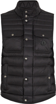 Moncler Ever quilted down gilet