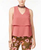 XOXO Juniors' Tiered Chocker Top