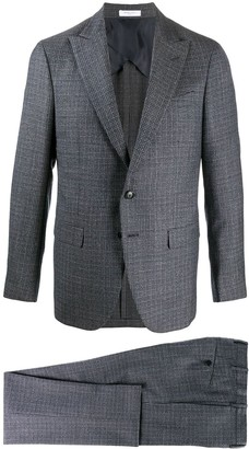 Boglioli Single-Breasted Suit