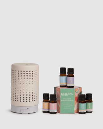 Eco. Modern Essentials ECO. Tranquil Diffuser & ECO. Little Blends Collection