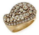 Heidi Daus Divine Miss Daisy Multicolored Rhinestones & Swarovski Crystal Ring
