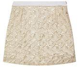 Kenzo Metallic Jacquard Skirt