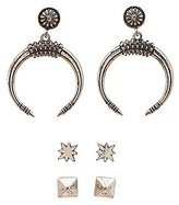 Charlotte Russe Boho Earrings - 3 Pack