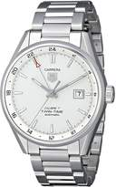 Tag Heuer Men's THWAR2011BA0723 Carrera Analog Display Swiss Automatic Watch