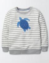 Boden Summer Logo Sweatshirt