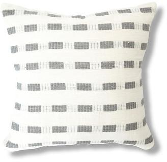 Bole Road Textiles Bertu 20x20 Pillow - Gray