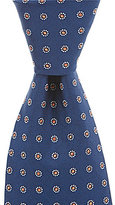 Brooks Brothers Formal Polka Dot Traditional Silk Tie