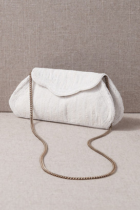 BHLDN Torelle Bag By in White
