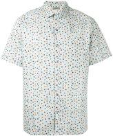 Lanvin short sleeved shirt