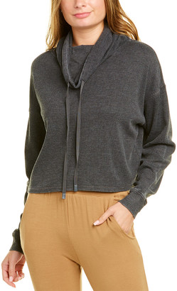 Peyton Valley Funnel Neck Pullover