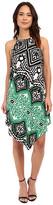 Christin Michaels Bari Printed Dress