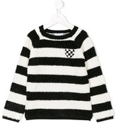 Little Marc Jacobs striped jumper