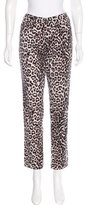 Rag & Bone Snow Leopard Boyfriend Jeans