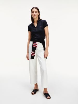 Tommy Hilfiger Signature Slim Fit Polo