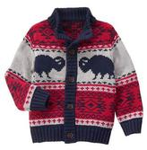 Gymboree Buffalo Cardigan