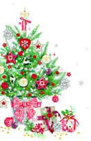 Simson Card Boxed Ch Christmas Magic