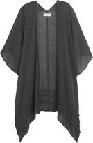 Velvet by Graham & Spencer Crinkled-cotton jacket