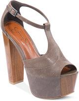 Jessica Simpson Dany Platform Sandals