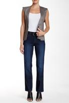 NYDJ Hayden Straight Leg Jean (Petite)