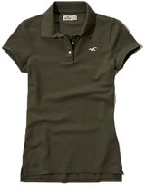 Hollister Women's Slim Fit Polo Shirt (XS, )
