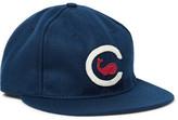 Ebbets Field Flannels - 1915 Chicago Whales Appliquéd Wool-felt Baseball Cap