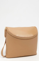 Halogen 'Mia' Leather Crossbody Bucket Bag
