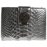 Roberto Cavalli Exotic leathers clutch bag