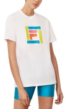 Fila Monique Cotton Logo T-Shirt