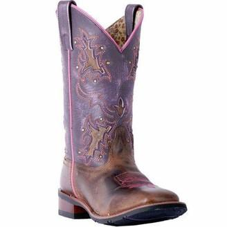 Laredo Women Lola 5657 Boot Tan - Purple