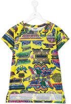 Moschino Kids printed T-shirt