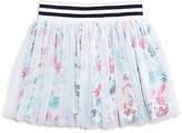 Splendid Girls' Floral Print Tutu Skirt - Little Kid