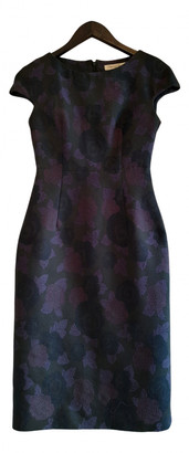 Christian Dior Purple Wool Dresses