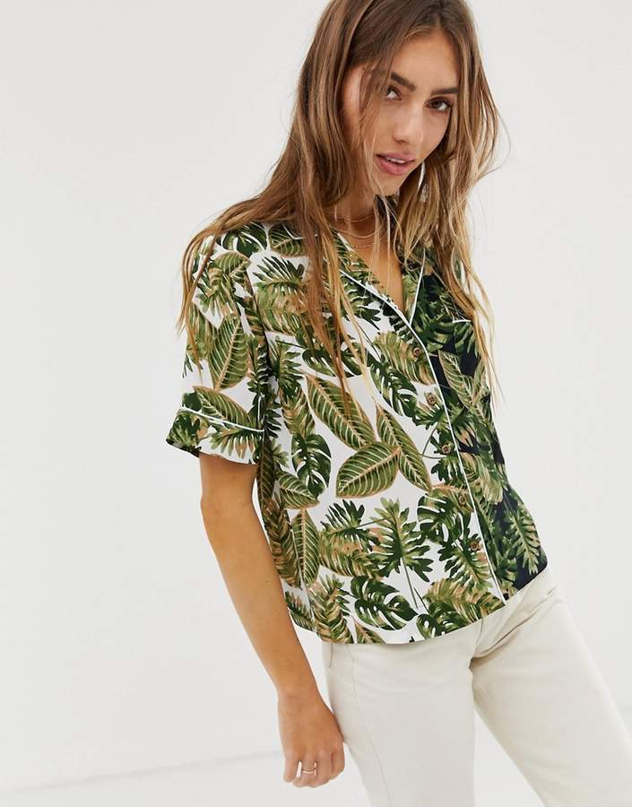 ff2e382ad571 Hawaiian Shirts Women - ShopStyle Australia