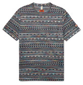 Missoni - Cotton-jacquard T-shirt