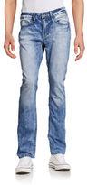 Buffalo David Bitton Six Slim Straight Jeans