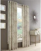 """J Queen New York Roosevelt 50"""" x 63"""" Grommet Curtain Panel"""