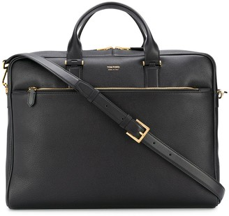 Tom Ford Top-Handle Briefcase